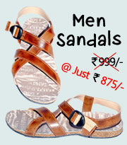Buy men sandals at cheap prices at Chappalwala.com factory price range